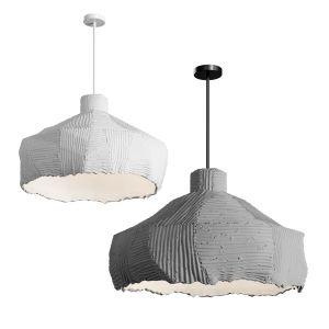Paola Paronetto Anemone Pendant Ceramic Lamp