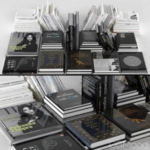 Book Stack Set Vol 5