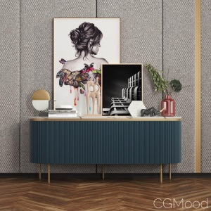 Modern Interior Set_100