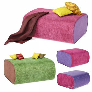 Poufs Oltreforma - Elle Collection