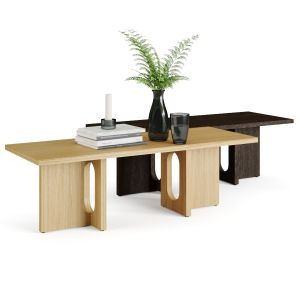 Androgyne Lounge Table By Menu