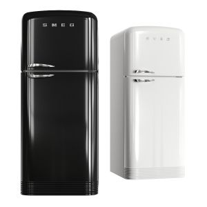 SMEG FAB50 two-door refrigerator freezer