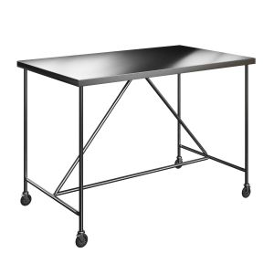Industrial Stainless Steel Table 01