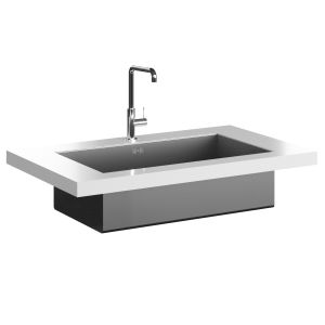 Smeg Mc18b Tap And Vstq72n Undermount Sink