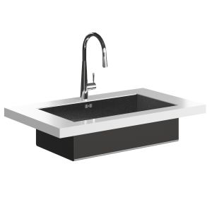 Smeg Md14cr Tap And Vstq72n Undermount Sink