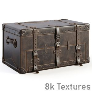 Saddleback Leather Trunk