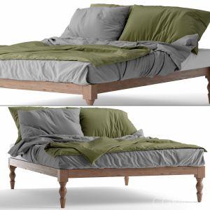 Bohemian Platform full Bed
