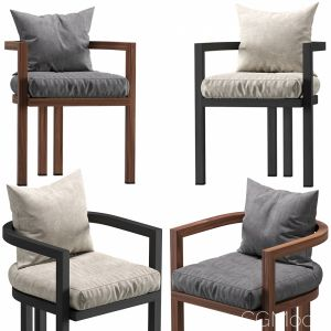 Palermo Outdoor Dining Chair