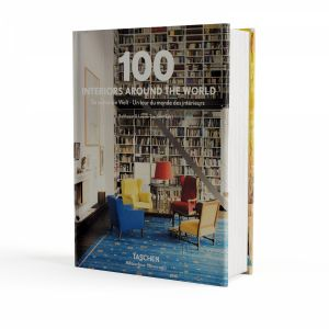 100 Interiors Around The World Book