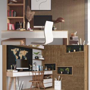 2 set office furniture N.01