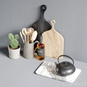 Decorative Kitchen Set
