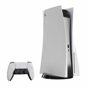 Playstation 5 With Controller