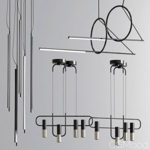 Modern Led Suspension Collection