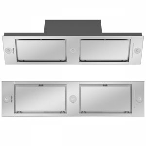 Mortise Hood Da 2628 1184 Mm By Miele