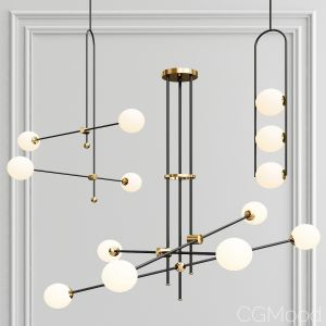 Collection Of Chandeliers