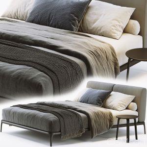 Poliform Park Bed