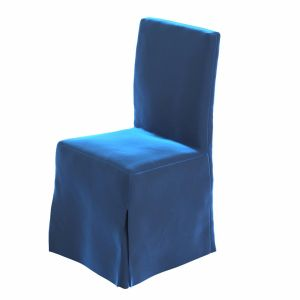 Velvet Blue Chair Henriksdal 3d Model
