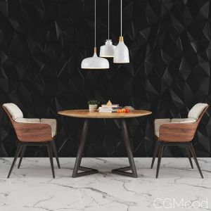 Modern Interior Set_358