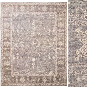 Filoli Hand-knotted Rug
