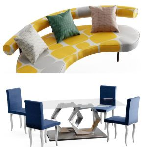 Indoor furniture collection