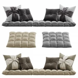 Seat Pillow Set 4