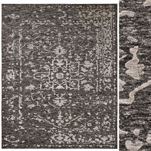 Savoy Braided & Hand-knotted Rug