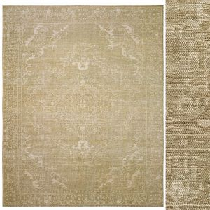 Atria Hand-knotted Wool Rug