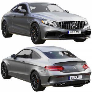 Mercedes-benz C63 Coupe 2020