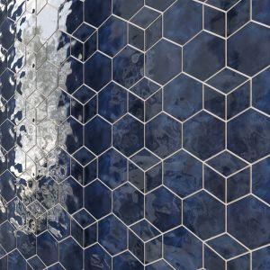 Hexagon Diamond Pattern 5 Types