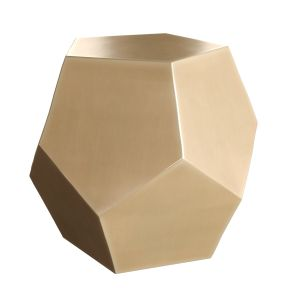 West Elm Gem Cut Side Table