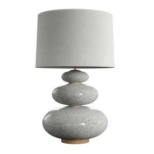 Lamp With Granit Base