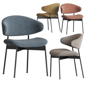 Luz Dining Chair More Moebel