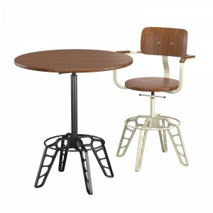 Rockee Table And Chair