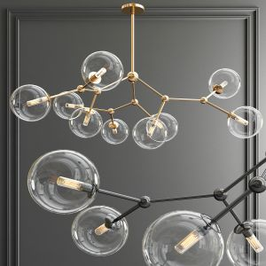 Crystal Lux Maximo Sp9 Chandelier