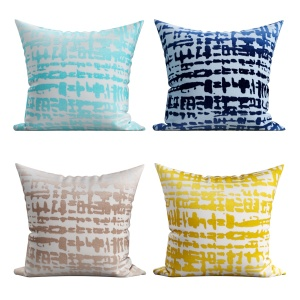 Decorative Pillows Set 063