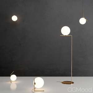IC lights by Flos