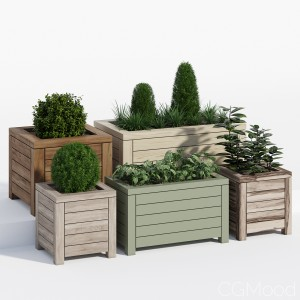 Prestige contemporary planter