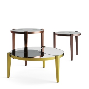 Regina Coffee Table by Fendi Casa