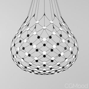Mesh lamp by Luceplan