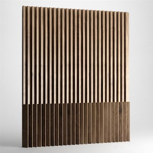 Wooden boards wall by CSMA