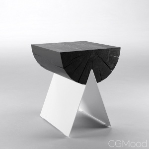 A half stool by witaminadprojekt