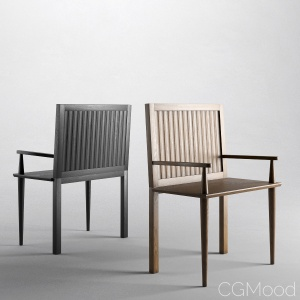 Church Pew Chair by Demode furniture
