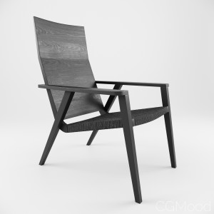 Nabo armchair by Thorsønn