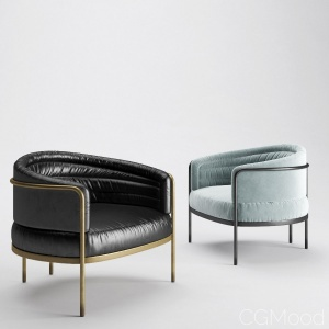 Amelie armchair By Pure