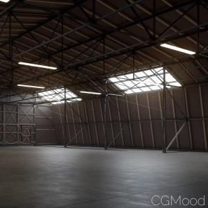 Hangar interior (Austro-Hungarian)