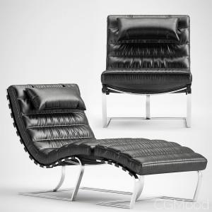 Goodwyn Lounge Chair by Burkedecor