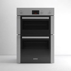 Serie 6 HBM13B251B Double Oven By Bosch