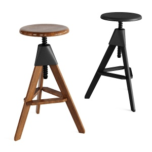 Magis Tom and Jerry Stool by Herman Miller