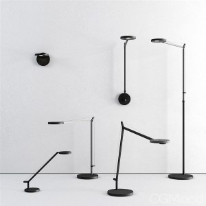 Demetra lights by Artemide