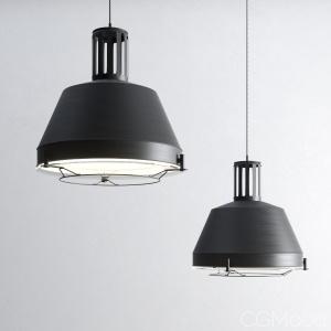 Industrial suspension light